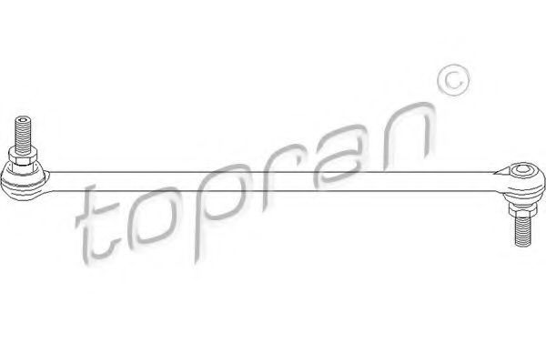 Стойка стабилизатора HANS PRIES/TOPRAN 722544