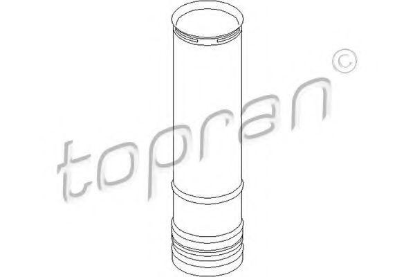 Пыльник амортизатора HANS PRIES/TOPRAN 110907