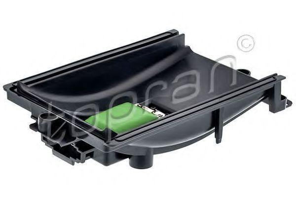 Резистор вентилятора отопителя HANS PRIES/TOPRAN 112 195
