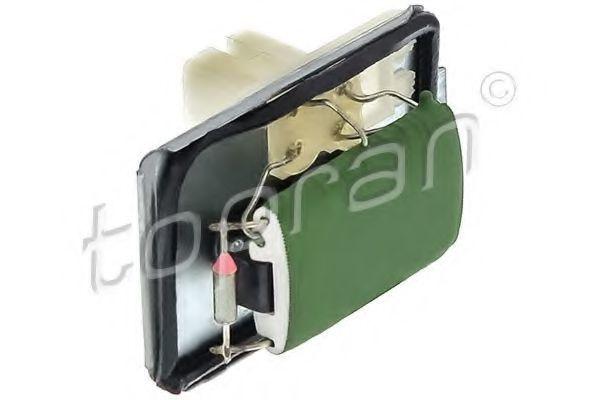 Регулятор скорости мотора отопителя HANS PRIES/TOPRAN 102 972