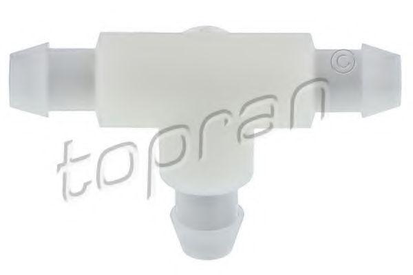 Соединитель шланга стеклоомывателя HANS PRIES/TOPRAN 208349