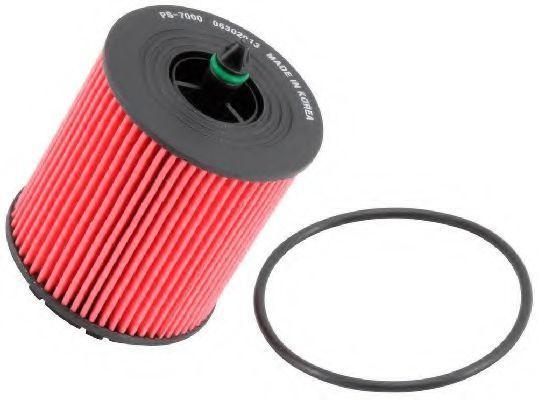 Масляный фильтр K&N FILTERS PS7000