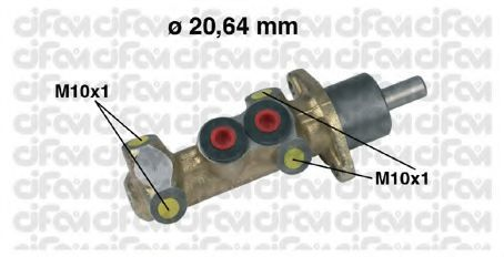 Цилиндр тормозной главный CIFAM 202-044
