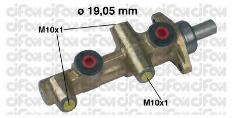 Цилиндр тормозной главный CIFAM 202138