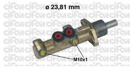 Цилиндр тормозной главный CIFAM 202-298