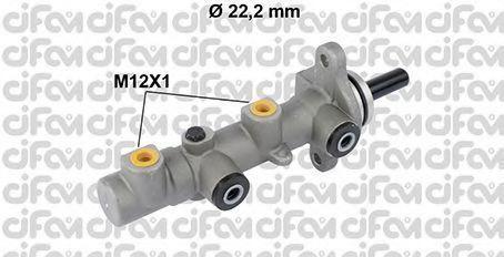 Главный тормозной цилиндр CIFAM 202825
