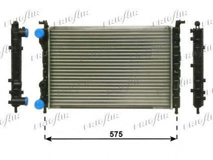 Радиатор, охлаждение двигателя FRIGAIR 01043063