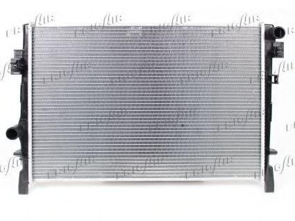 Радиатор, охлаждение двигателя FRIGAIR 01043168