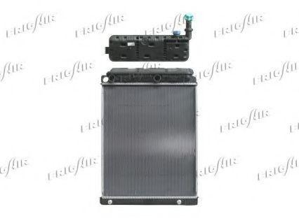 Радиатор, охлаждение двигателя FRIGAIR 02063005