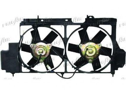 Вентилятор, охлаждение двигателя FRIGAIR 05031005