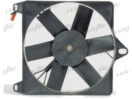 Вентилятор, охлаждение двигателя FRIGAIR 05031604