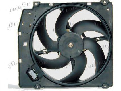 Вентилятор, охлаждение двигателя FRIGAIR 05041177