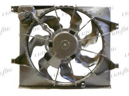 Вентилятор, охлаждение двигателя FRIGAIR 05332013