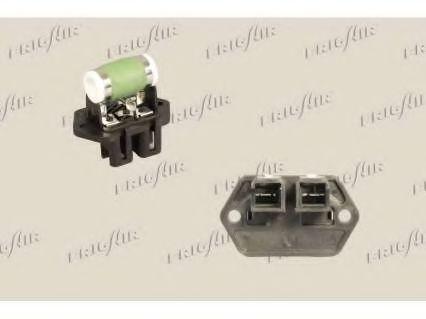 Дополнительный резистор, электромотор - вентилятор радиатора FRIGAIR 3510015