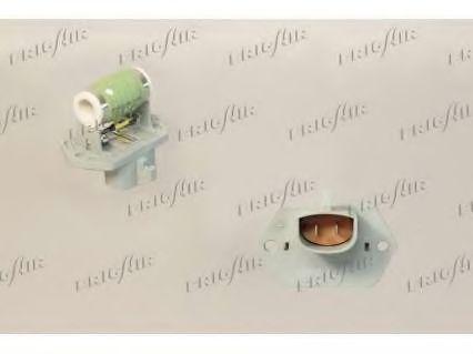 Дополнительный резистор, электромотор - вентилятор радиатора FRIGAIR 3510035
