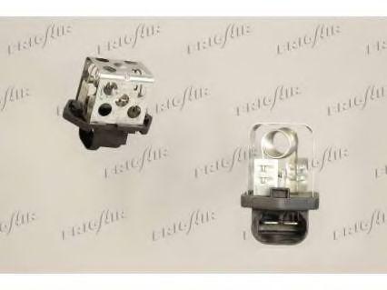 Дополнительный резистор, электромотор - вентилятор радиатора FRIGAIR 3510037