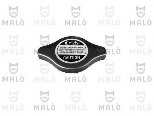 Крышка, радиатор MALO 118049