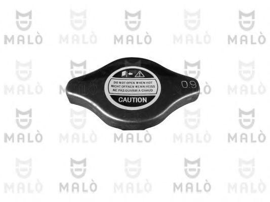 Крышка, радиатор MALO 118050