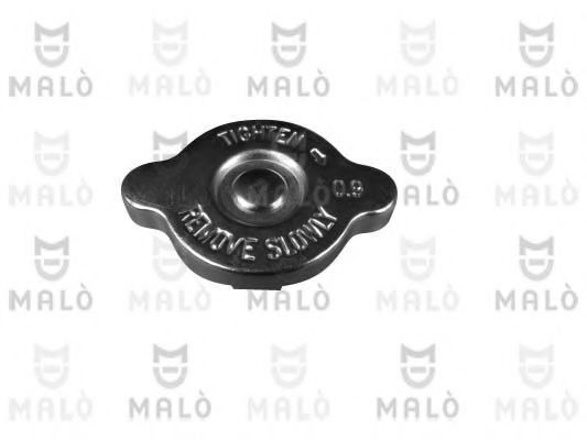 Крышка, радиатор MALO 118051