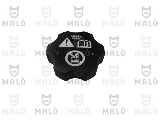 Крышка, радиатор MALO 118063