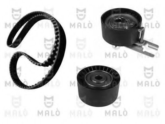 Ремкомплект ремня ГРМ MALO T137250S