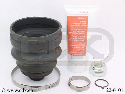 Комплект пылника, приводной вал CDX 226101