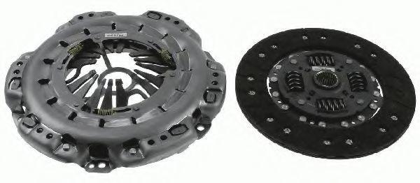 Комплект сцепления SACHS 3000951805