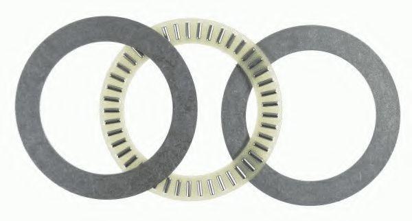 Подшипник качения, опора стойки амортизатора SACHS 801020