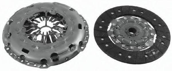 Комплект сцепления SACHS 3000951866