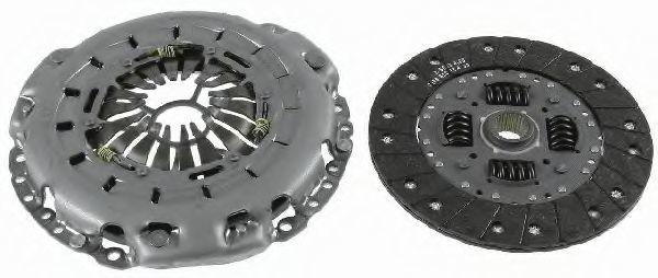 Комплект сцепления SACHS 3000856401