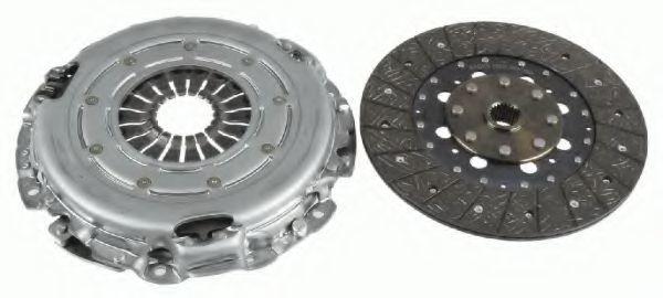 Комплект сцепления SACHS 3000950628