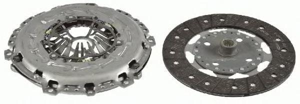 Комплект сцепления SACHS 3000950934
