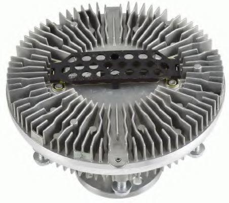 Сцепление, вентилятор радиатора SACHS 2300146031
