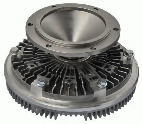 Сцепление, вентилятор радиатора SACHS 2100502003