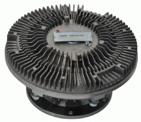 Сцепление, вентилятор радиатора SACHS 2100502012