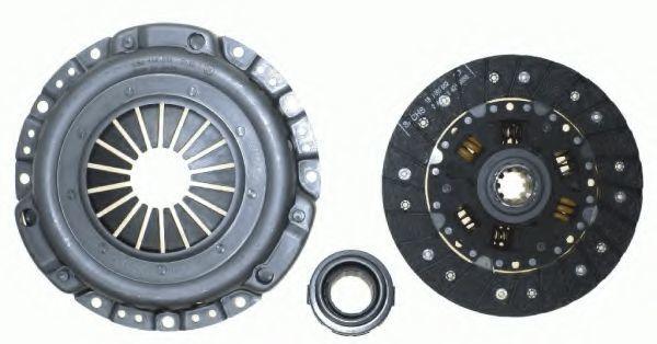 Комплект сцепления SACHS 3000143002