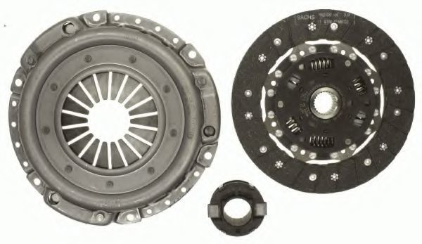 Комплект сцепления SACHS 3000145001