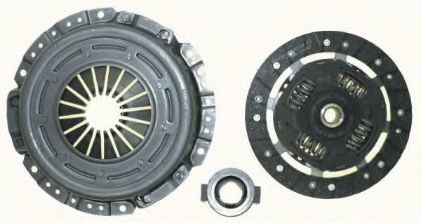 Комплект сцепления SACHS 3000540001