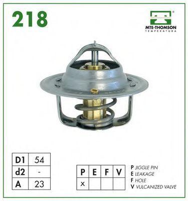 Термостат, охлаждающая жидкость MTE-THOMSON 21883