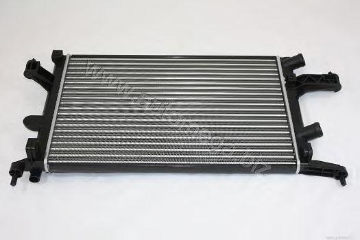 Радиатор охлаждения AUTOMEGA 3013000236