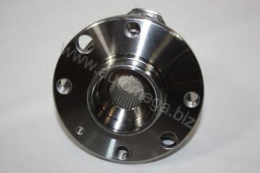 Подшипник ступицы колеса комплект AUTOMEGA 3016030208