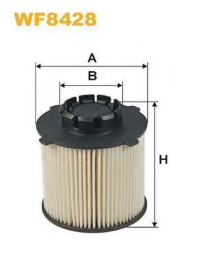 Фильтр топливный WIX WF8428
