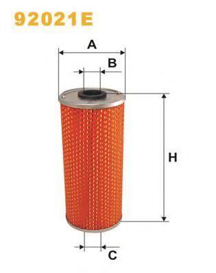 Фильтр масляный WIX 92021E