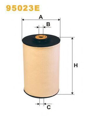 Фильтр топливный WIX 95023E