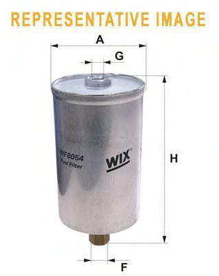 Фильтр топливный WIX W F8064
