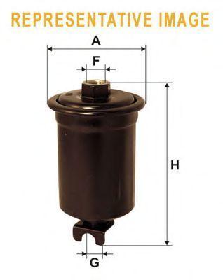 Фильтр топливный WIX WF8119