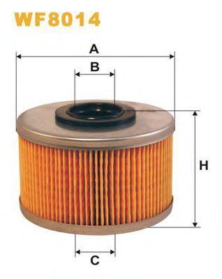 Фильтр топливный WIX WF8014