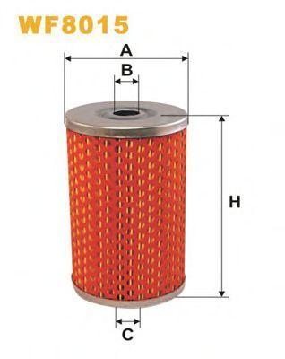 Фильтр топливный WIX WF8015