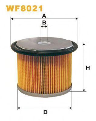 Фильтр топливный WIX WF8021