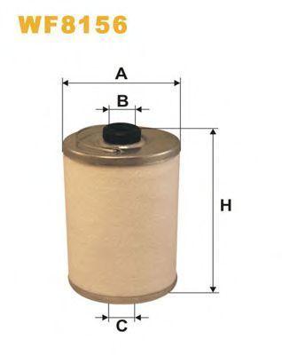 Фильтр топливный WIX WF8156